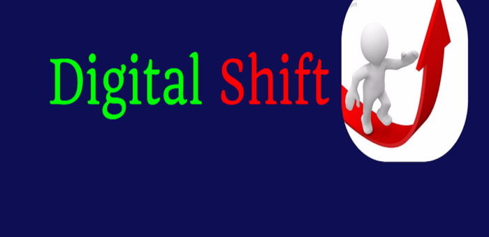 """Are you ready for the """"Digital Shift""""?"""