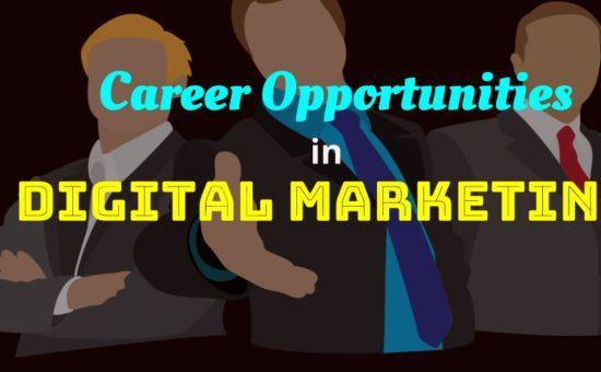 Digital Marketing Jobs & Career Opportunities in India