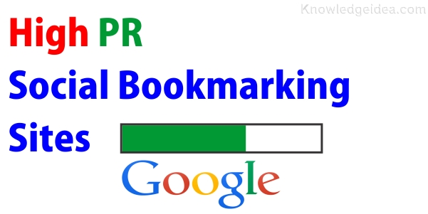 Top 10 Social Bookmarking Sites 2018(Updated list with DA & PA)