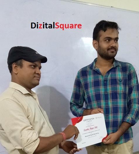 Sourav Certification