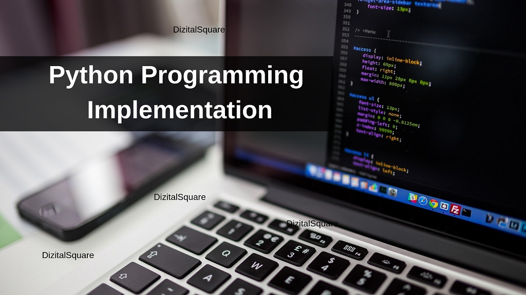 Python Programming Implementation