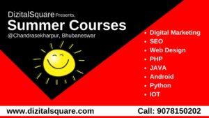 Summer Courses in Bhubaneswar