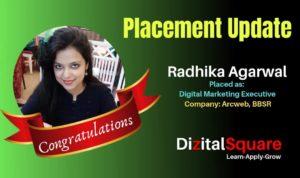 Radhika Placement