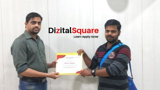 Testimonial from Subhabrata – Digital Marketing Course