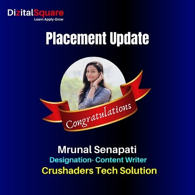 mrunal placement