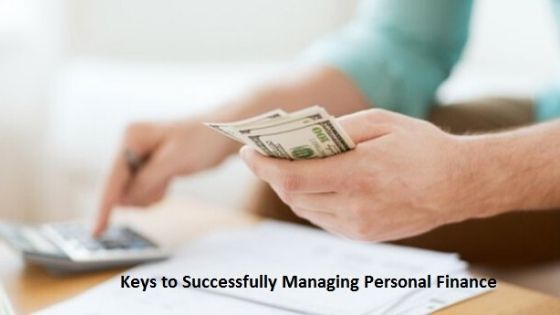 keys to manage Personal finance