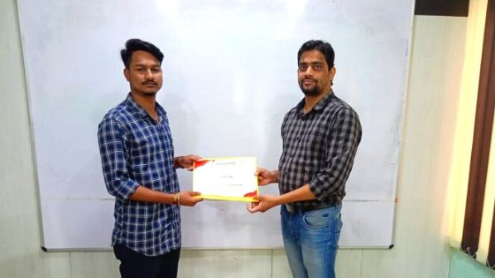 Testimonial from Anand, Recently completed Digital Marketing Course