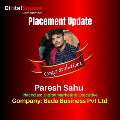 Paresh Placement