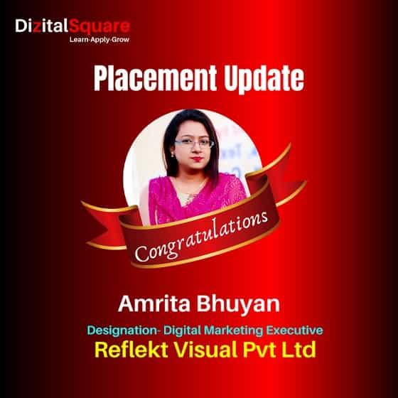Amrita Placement Digital Marketing