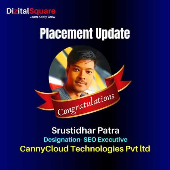 Srusti Placement- Digital Marketing