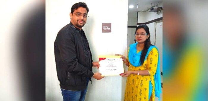 Testimonial from Amrita (Digital Marketing Course)