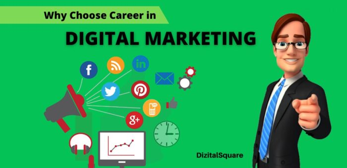 Why Digital Marketing Is The Best Career Option In 21st Century