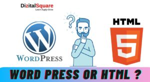 Should You Create Your Website Word Press or HTML ?