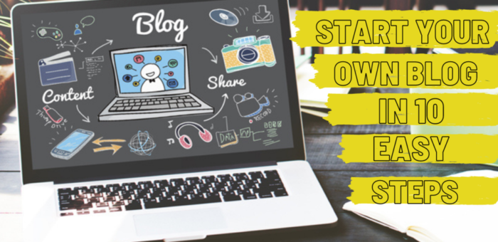How To Start A Blog In 2022 And Make Money? 10 Easy Steps