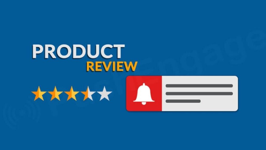 Product Review Update