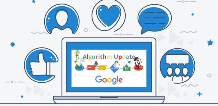 Latest Google Algorithms – know the changes & impacts on rank.
