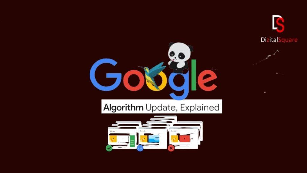 Latest Algorithm Update