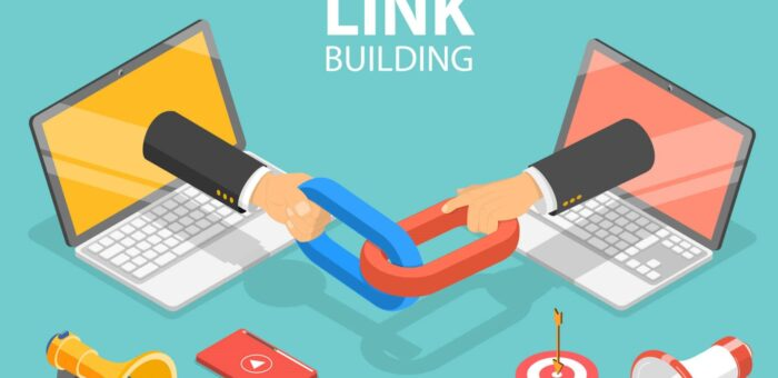 Link Building in SEO For Beginners : A Complete Guide